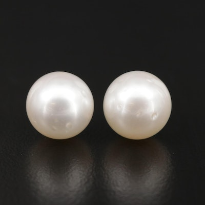 Loose Near Round to Round Pearls