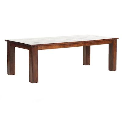 """Arhaus """"Rio"""" Parsons Style Dining Table"""