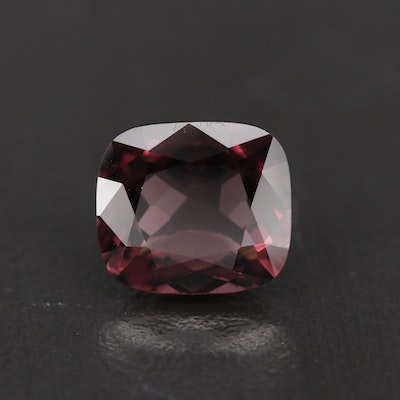 Loose 4.36 CT Rectangular Faceted Spinel
