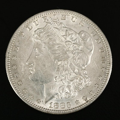 Better Date 1883-S Morgan Silver Dollar