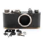 Leica 1c 35mm Camera, Body with Parts