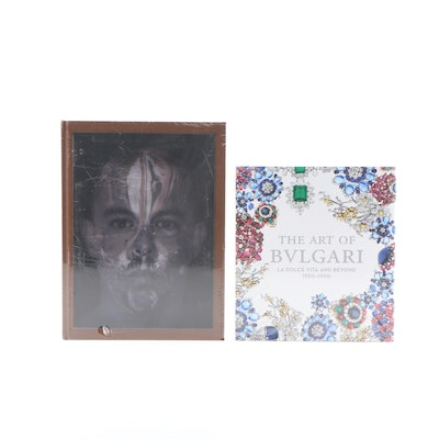 """Alexander McQueen: Savage Beauty"" and ""The Art of Bulgari"", Original Wrappers"
