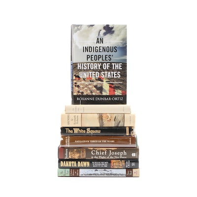 """An Indigenous Peoples' History of the United States"" with Additional Volumes"