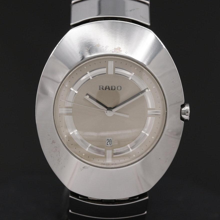 Rado Ovation Limited Edition Titanium Quartz Wristwatch
