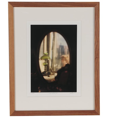 """Giclee Print """"Layers of Reflections"""", 1979"""