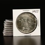 Group of High Grade U.S. Silver Coins