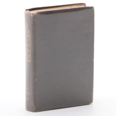 "First Edition ""Two Years Before the Mast"" by Richard Henry Dana Jr., 1840"