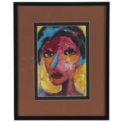 Ray Asali Oil Painting of Women