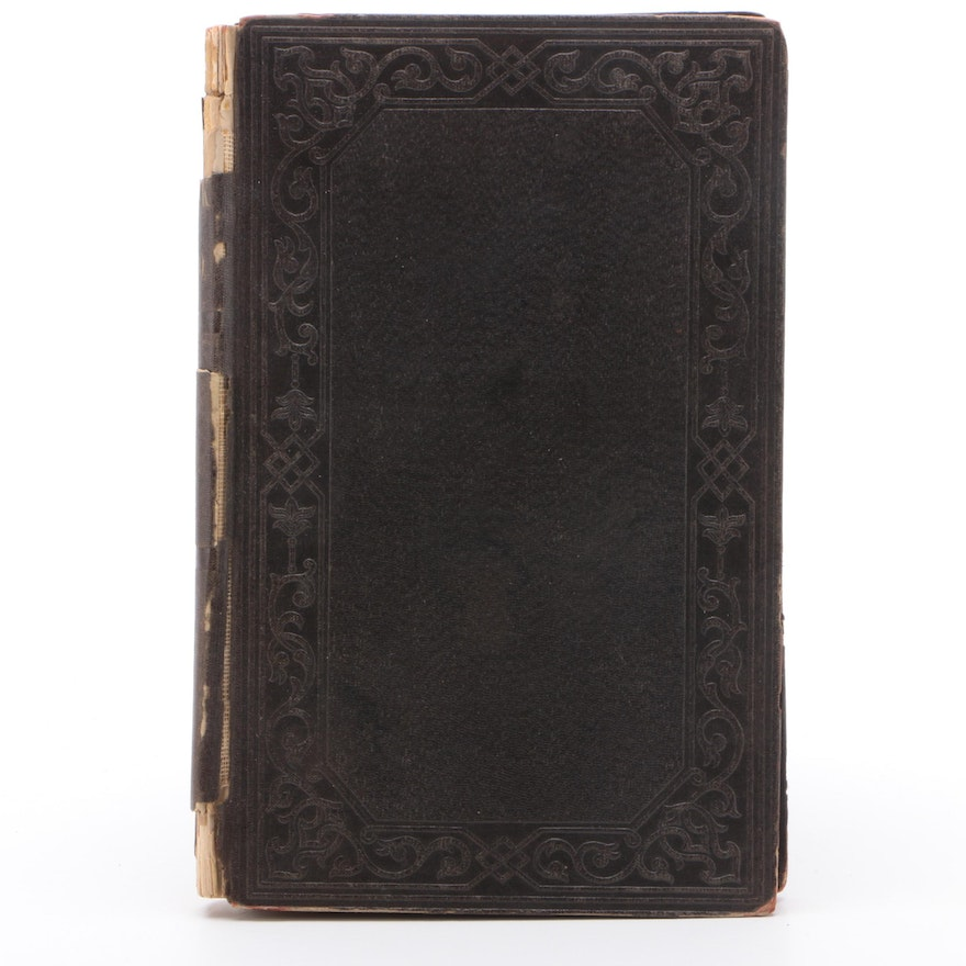 """""""A Political Text-Book for 1860"""" by Horace Greeley and John Fitch Cleveland"""