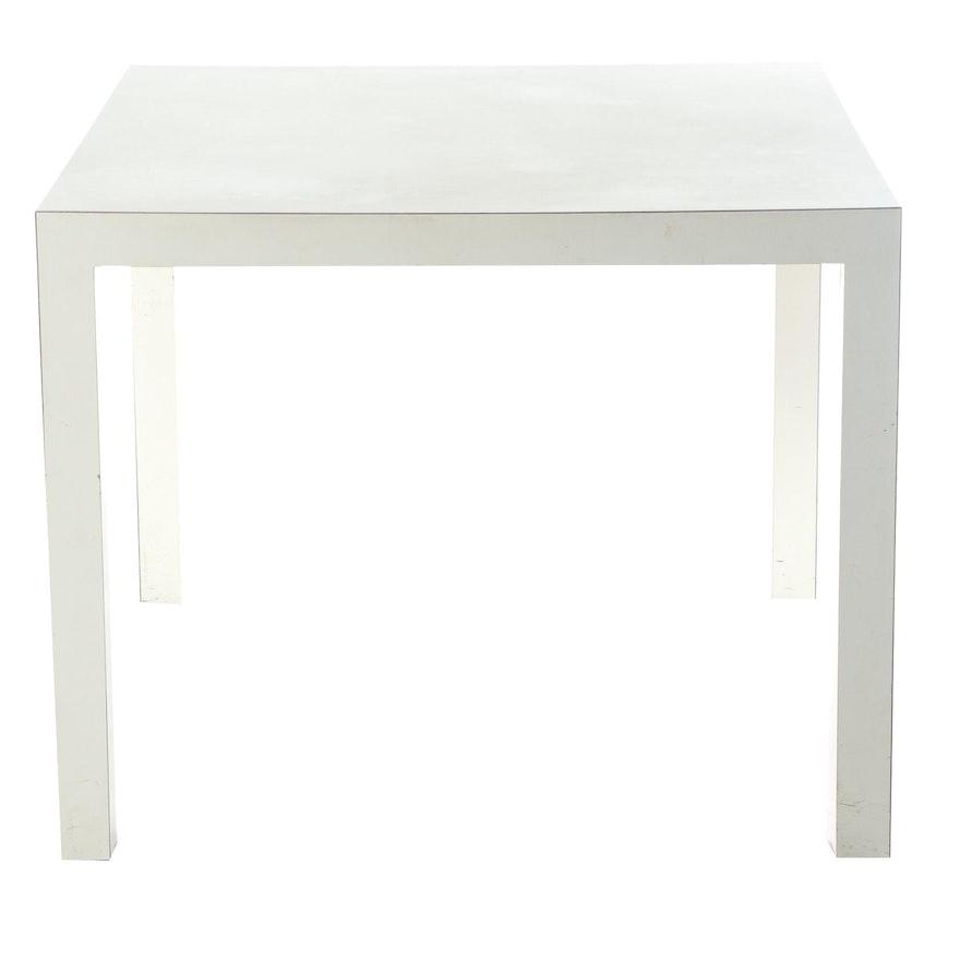 Linwood Mfg. Co. Inc. Modernist Laminate Dining Table