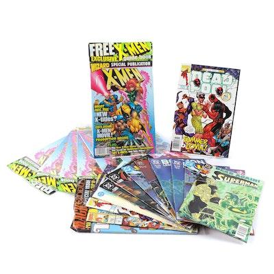 Comic Books, X-Men to Looney Tunes
