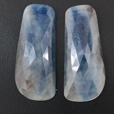 Loose 77.58 CTW Sapphire Gemstones