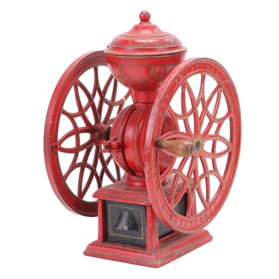 Lane Brothers Cast Iron #14 Swift Mill Coffee Grinder