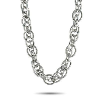 Calvin Klein Forward Stainless Steel Necklace