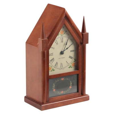 Seth Thomas Sharon Echo-S Steeple Electric Clock, Mid-20th Century