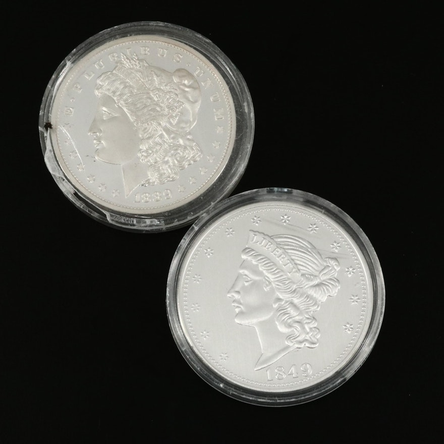 American Mint Commemorative Replica Coins