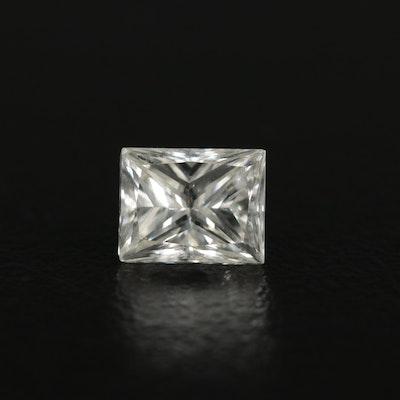 Loose 1.01 CT Princess Cut Diamond