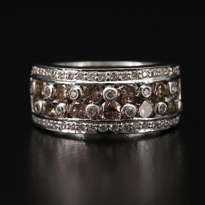 Le Vian 18K White Gold 1.50 CTW Diamond Ring