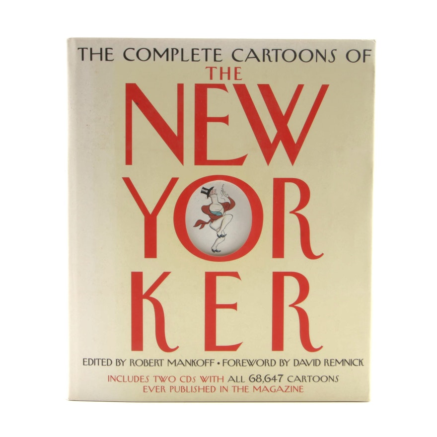 "2004 ""The Complete Cartoons of the New Yorker"" Edited by Robert Mankoff"