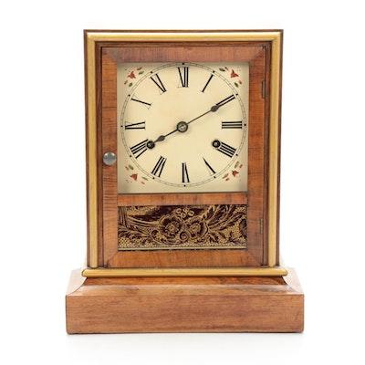 Waterbury Clock Co. Eight-Day Shelf Clock