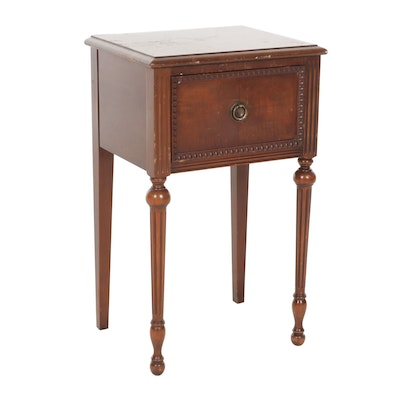 Williams-Norris Directoire Style End Table