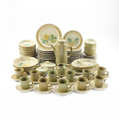 "Franciscan ""Pebble Beach"" Stoneware Dinnerware and Serving Pieces"