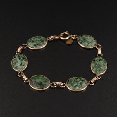 Vintage Serpentine Bracelet