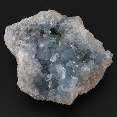 Celestine Mineral Specimen