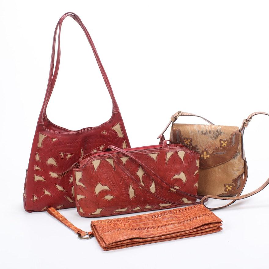 Francesco Biasia, Donald J Pliner Couture and More Leather Handbags