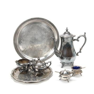 Silver Plate Coffee Service, Vintage