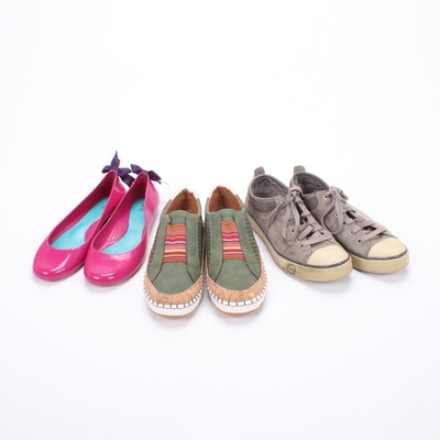 UGG Sneakers, Oka Flats and Other Casual Shoes
