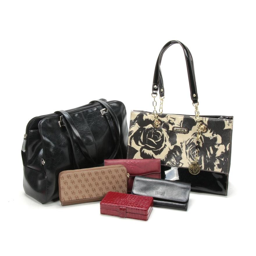 Dooney & Bourke, Rolfs, Liz Claiborne, Anne Klein and More Handbags and Wallets