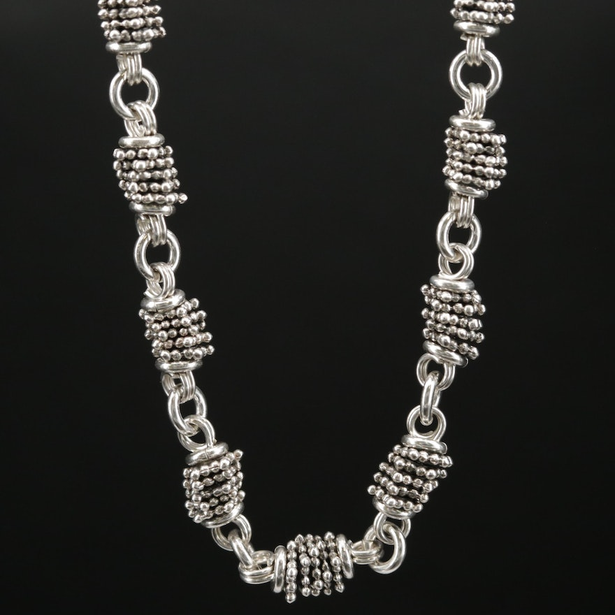 Michael Dawkins Sterling Silver Necklace
