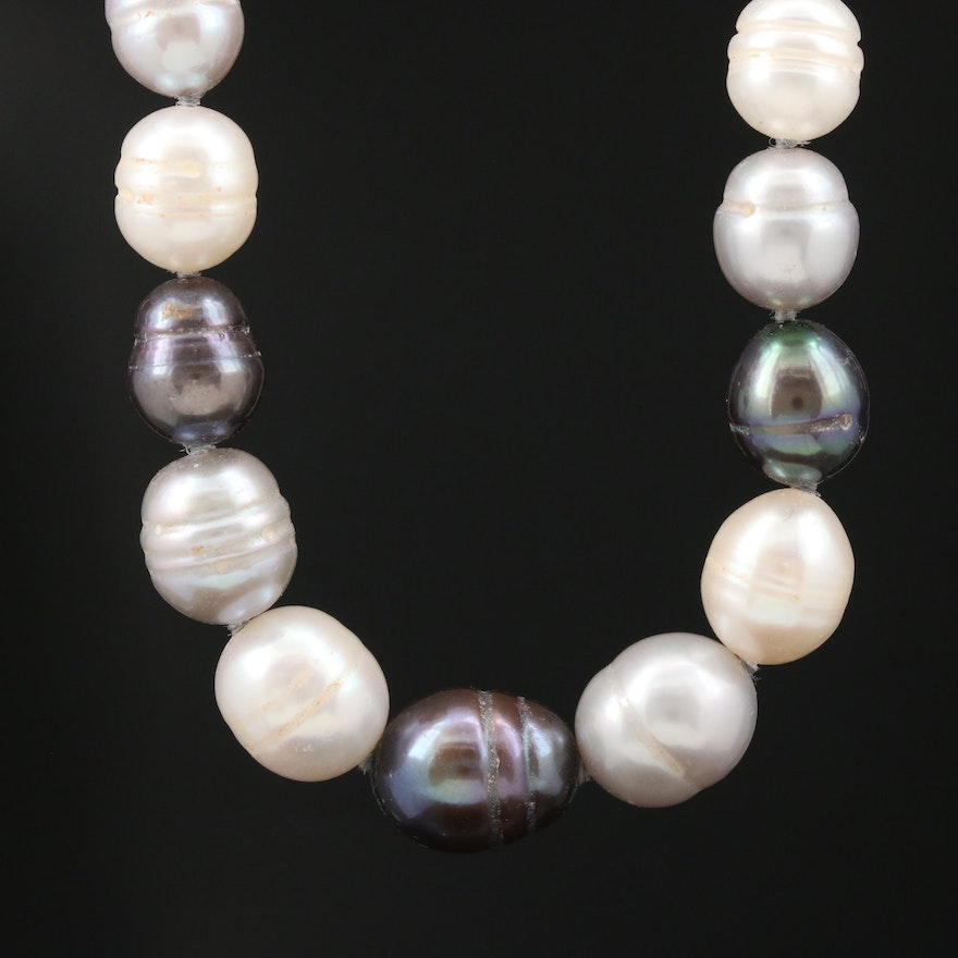 Honora Strand of Pearls with Sterling Clasp