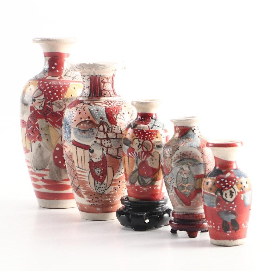 Chinese Decorative Ceramic Vases