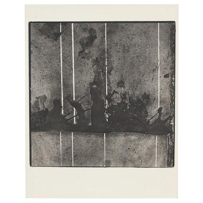 "Don Jim Silver Gelatin Photograph ""Destruction"""