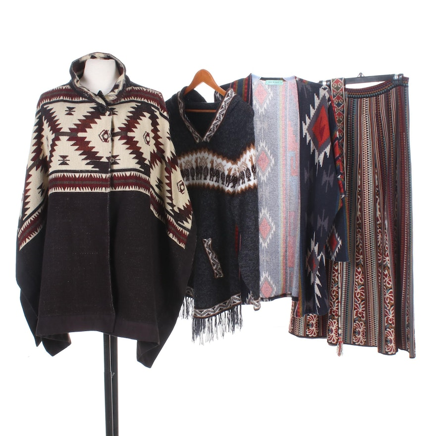 Peruvian Connection South American and Other Southwestern Style Clothing