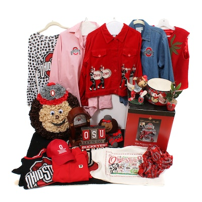 Christopher Radko and Other Ohio State Buckeyes Memorabilia, Decor, and Apparel