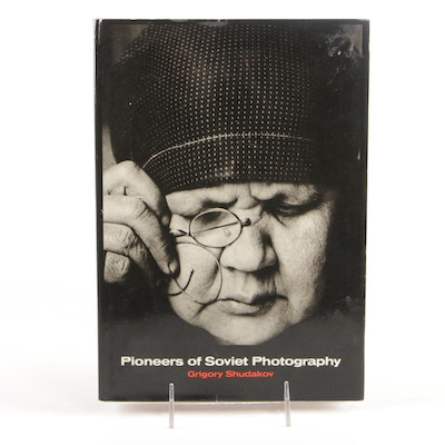 "First American Edition ""Pioneers of Soviet Photography"" by Grigory Shudakov"