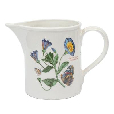 "Portmeirion ""Botanic Garden"" Ceramic Pitcher"