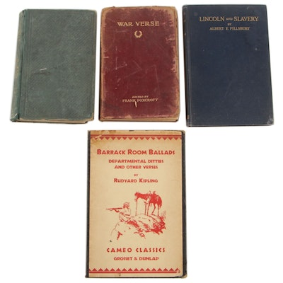 "1865 ""Capt. John Smith: Founder of Virginia"" by George Hill with Other Volumes"