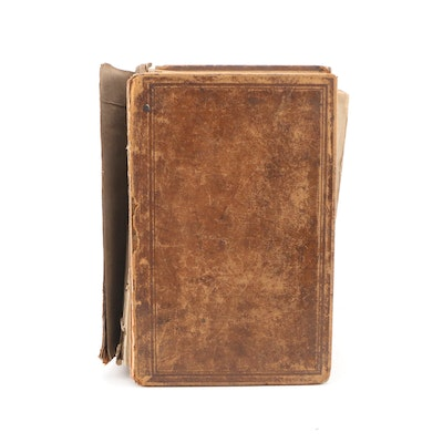 "1861 ""The Historical and Scientific American Miscellany"" by Robert Sears"