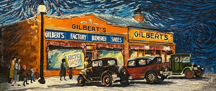 An Eccentric Collector: The Dr. Gilbert Estate Collection