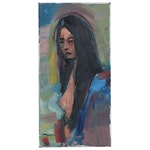 "Jose Trujillo Oil Painting ""Early Morning"""