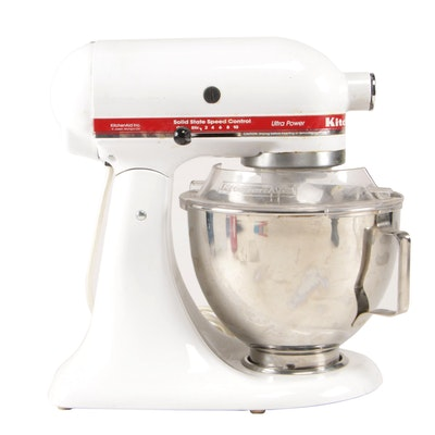 KitchenAid KSM90 Stand Mixer with Attachments
