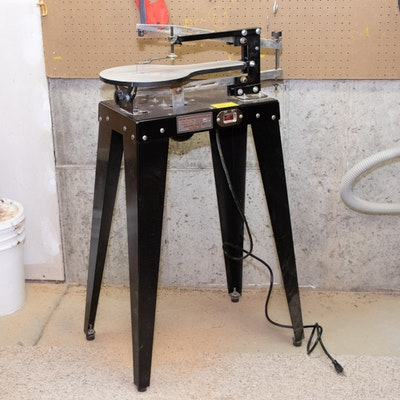 Highland Tools, Inc. Constant Tension Precision Model HT 1400 Scroll Saw