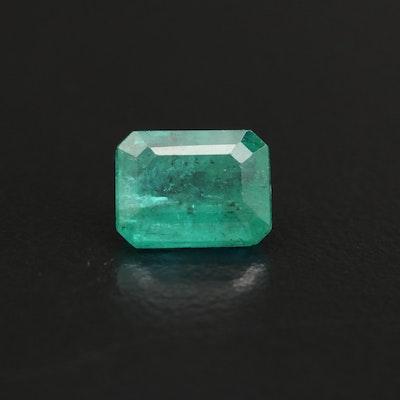 Loose 17.20 CT Emerald