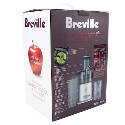 "Breville ""Juice Fountain Plus"" Electric Juicer JE98XL"