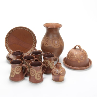 Rosene Zaros Pottery Dinnerware and Table Accessories