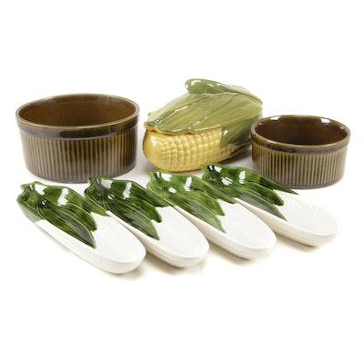Shawnee, Holland and Pfaltzgraff Ceramic Serveware